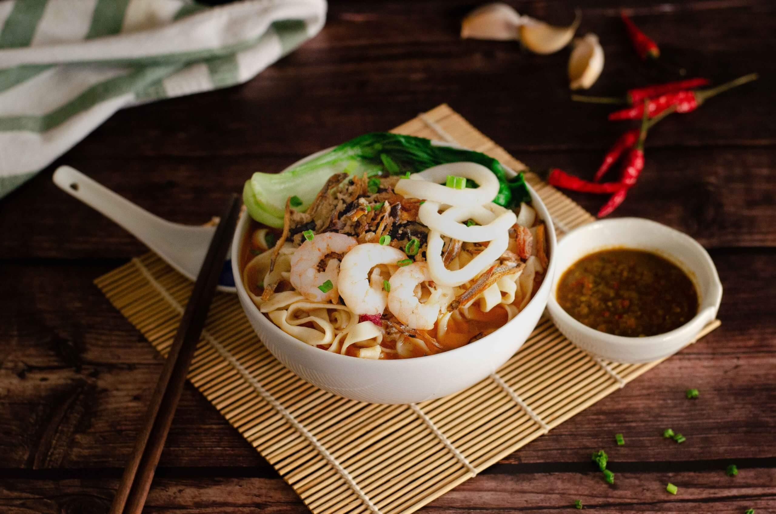 Wang's Noodles